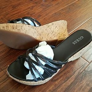 Guess wedges Size 8